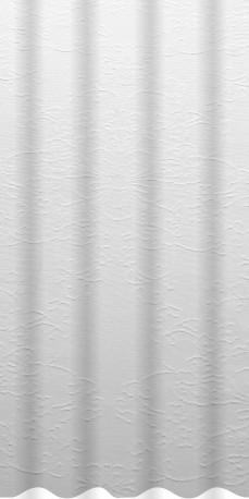 Zasłona w kolorze białym - BLO 167
