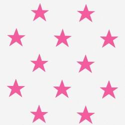 Poszewka w kolorze Ecru w gwiazdki