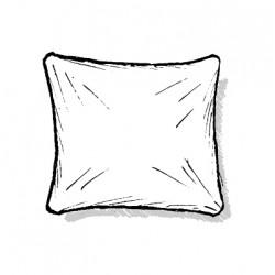 Poduszka wewnętrzna 45x45