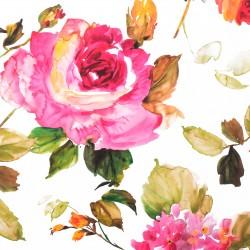 Poszewka w róże