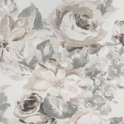 Zasłona w kwiaty